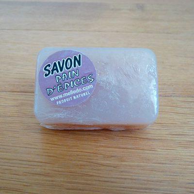 savon parfumé pain epices